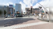 JR名古屋駅 太閤通出口からみた当館②★