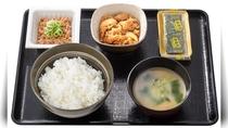 併設の【吉野家】朝食付きプラン大好評です!★