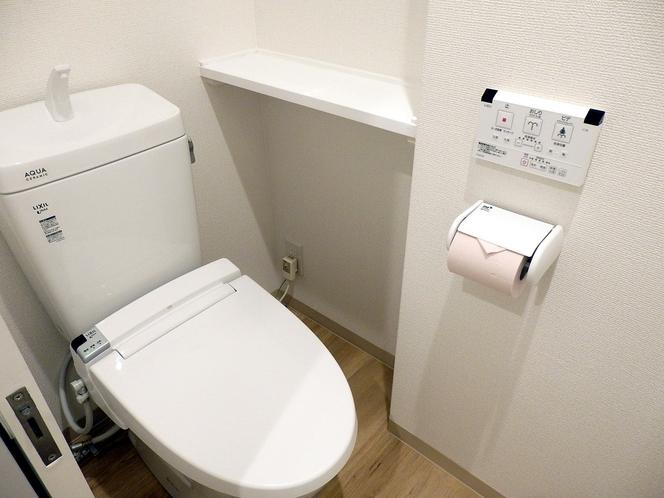 洗浄機付トイレ1