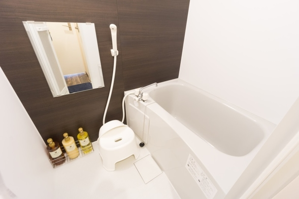5連泊〜特別割引!ファミリーに大人気!! キッチン、洗濯機付きのコンドミニアムタイプ、広々28平米!