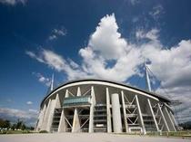 豊田スタジアムへは一番近いホテルです(徒歩5分)。イベントや試合観戦の際には当ホテルが便利です!