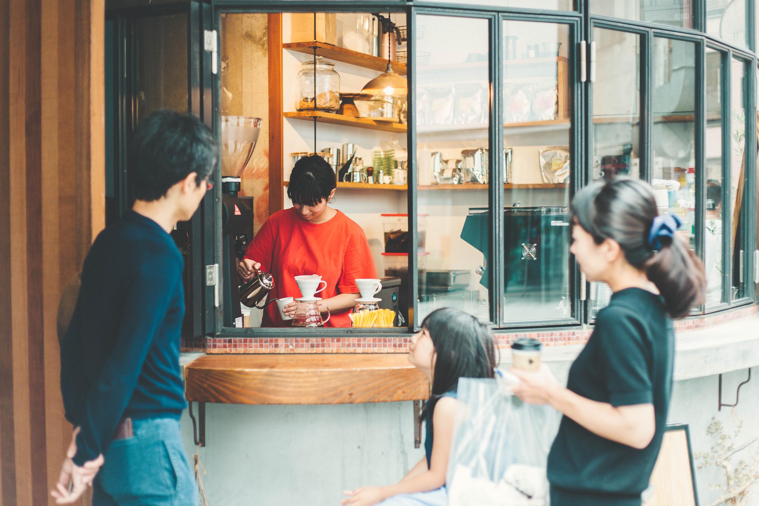 BERTH COFFEE(外観)