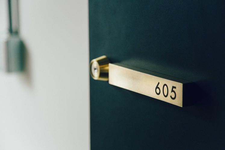 プライベートルーム(ドア)
