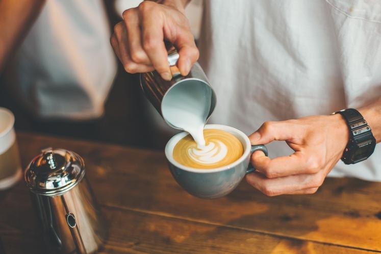 BERTH COFFEE(カフェラテ)