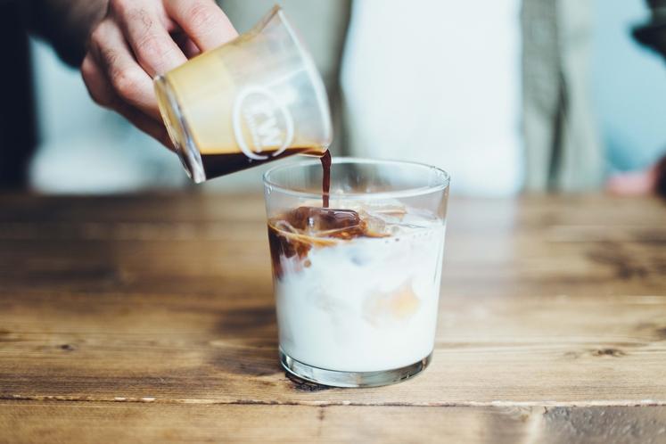 BERTH COFFEE(アイスラテ)