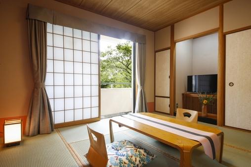 和室6畳+広縁(4F西側/禁煙・バスなし)