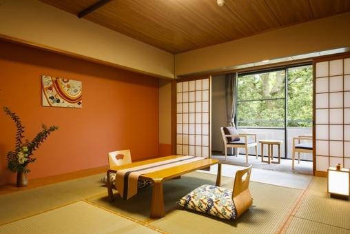 和室10畳+広縁(3F・4F/禁煙・バスなし)