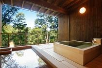 本館【兆楽】貸切風呂