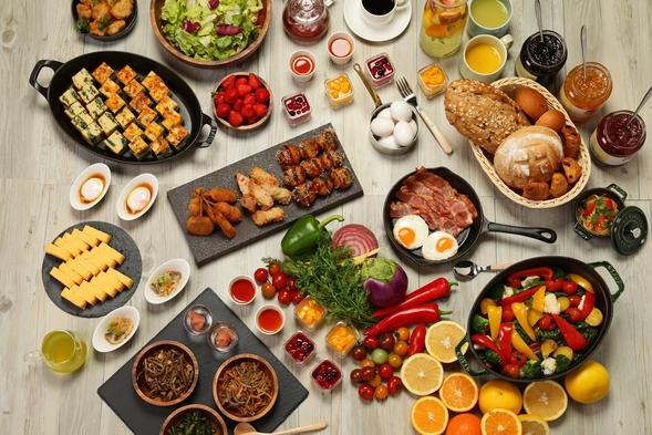 【10・11月朝食ビュッフェ決定】【上層階確約】#51階で朝食#46階からのお部屋#屈指の煌めく夜景