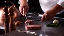 鉄板焼RURI 料理イメージ