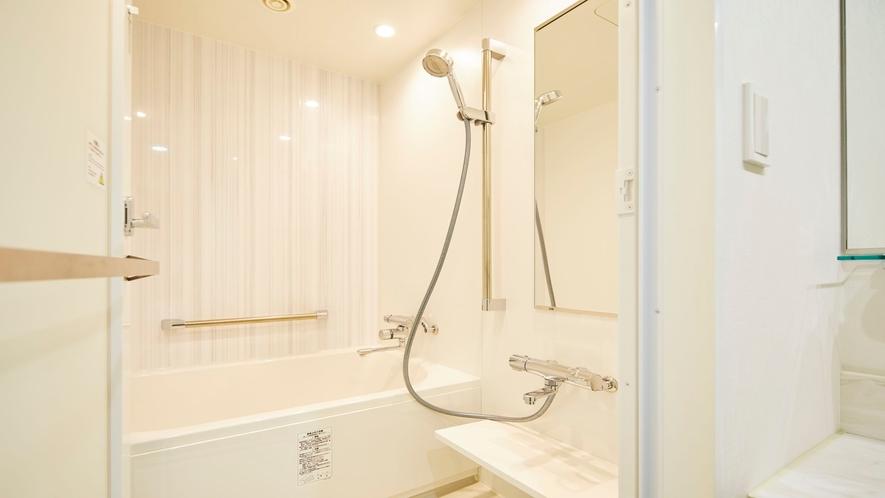 スカイフロア デラックストリプル バスルーム