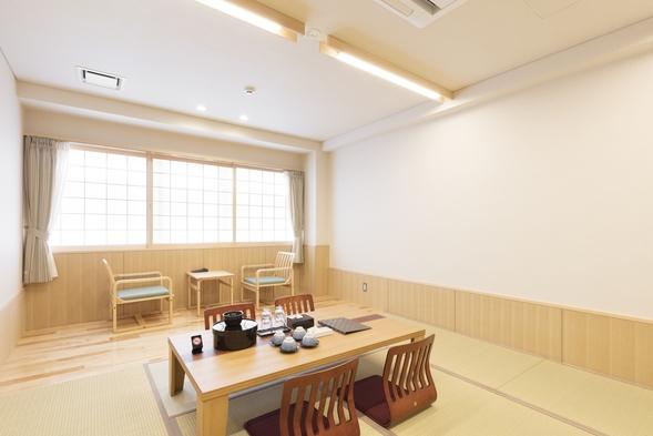 【ホテルひがしもこと】オープン3周年記念♪みんなで大部屋★和室で1泊朝食無料プラン(禁煙)