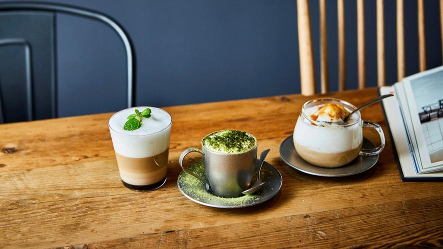 【Cafe&Bar】モクシーシグニチャーコーヒー