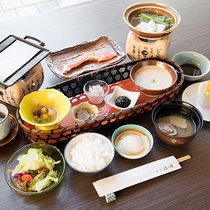 *ご朝食 和定食(料理一例)