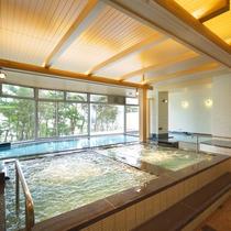 *大浴場(男湯 ジェットバス・バイブラバス)