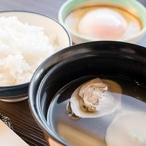 *ご朝食 料理一例