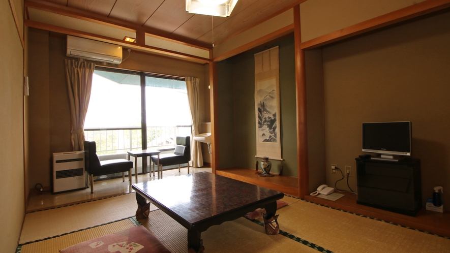 【和室6畳】こじんまりした和室はビジネスでの利用に最適