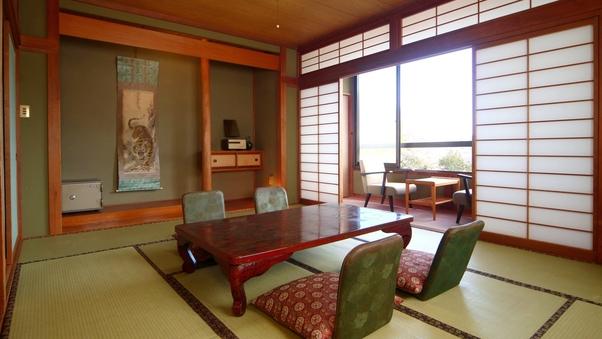 和室10畳+広縁(洗面・トイレ付)