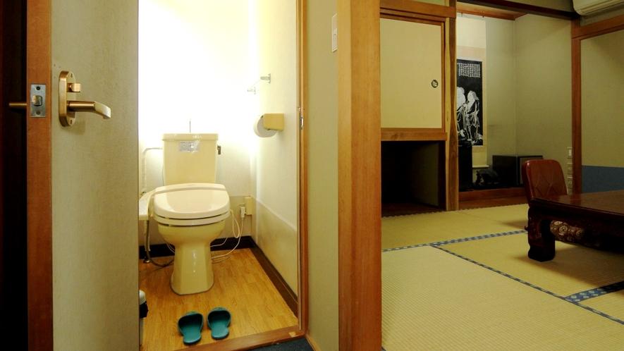 全室洗浄機トイレ付です。