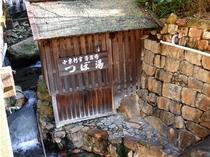 世界遺産「つぼ湯」大人770円 6:00~21:30