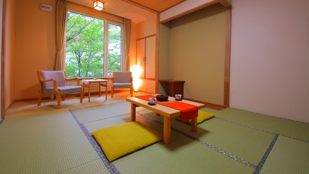 【-和室8畳<禁煙>-】〜居心地の良い快適な空間〜