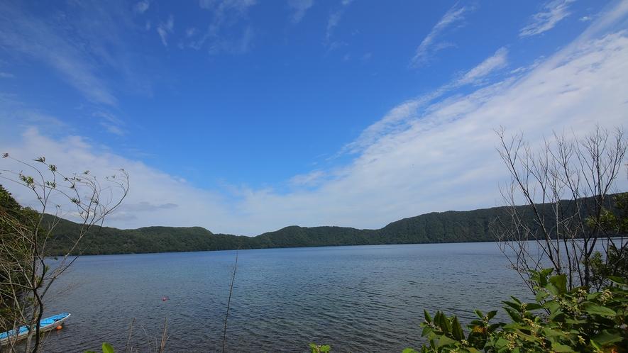 ■倶多楽湖■