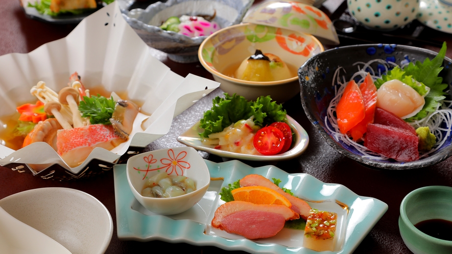 海鮮鍋コース