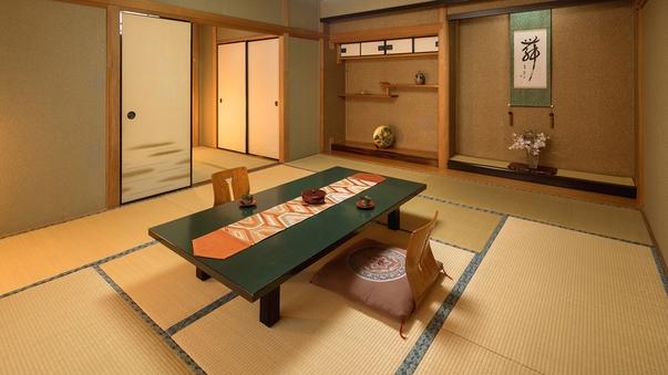 ■和室10畳+前室3畳■〜グループやファミリー旅行に