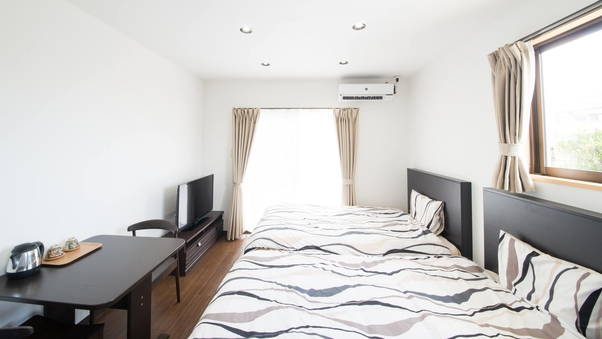 Room201(2階・ツイン)