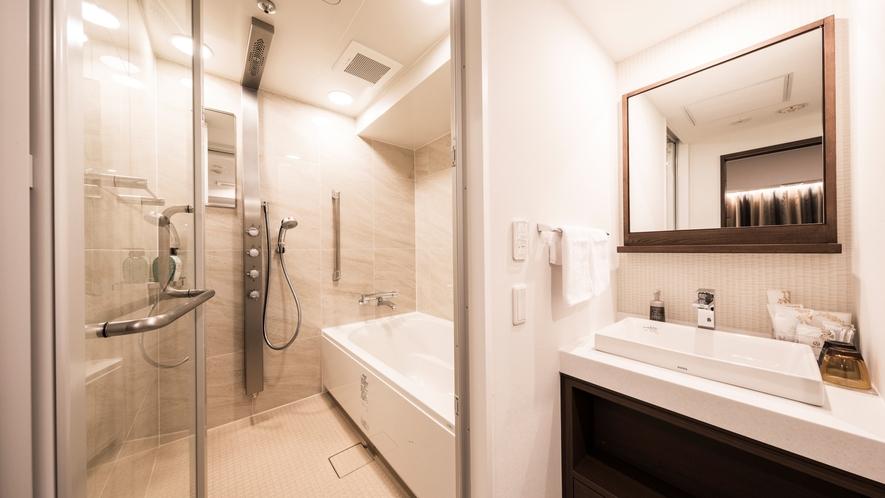 ■デラックスハリウッドツイン バスルーム