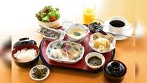 朝食和食チョイスセットメニュー