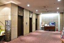 1階ロビーエレベーターホール