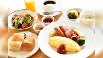 朝食洋食チョイスセットメニュー