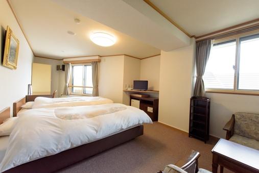 【ツインルーム】コンパクトなお部屋