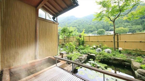 【露天風呂付き客室】和室8畳◇禁煙