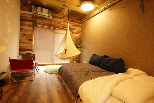 2F CAMP DOUBLE ROOM