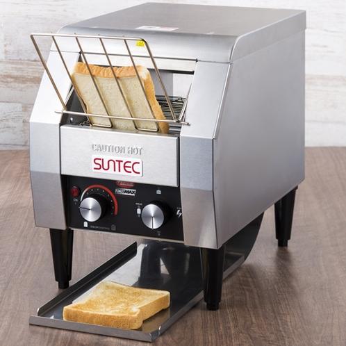 ◆パンはコンベアトースターで焼いて更に美味しく◆