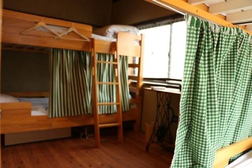 【洋室】女性専用ドミトリー Female dormitory