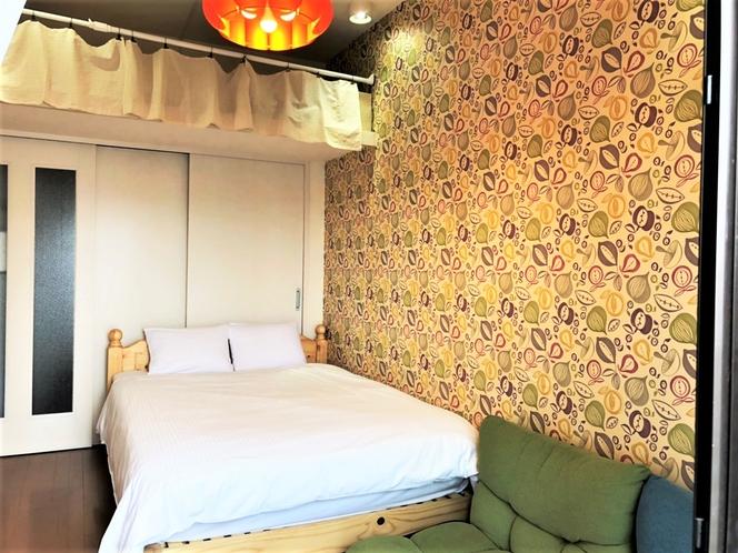 ラ・ロンコントル405号室(200417ダブル)