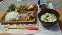 朝食(食事例)