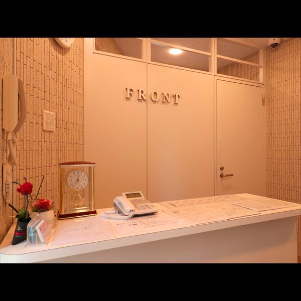 Hotel Asahi 客室設備《フロント》