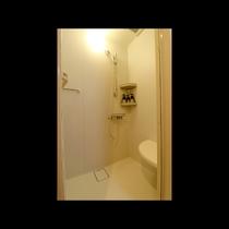 ~ Twin room ~ 各室に独立のシャワールーム完備