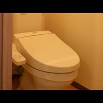 ~ Single room ~ ウォシュレット付きの個室トイレ