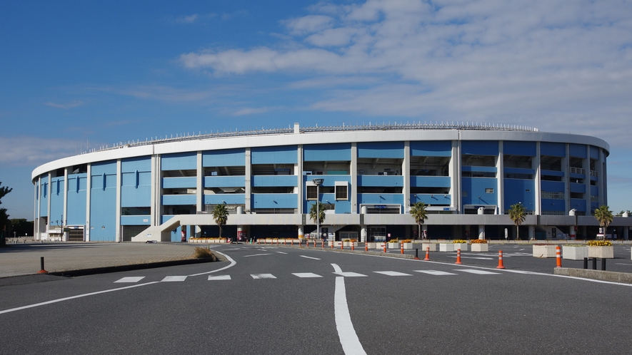 【周辺】ZOZOマリンスタジアム