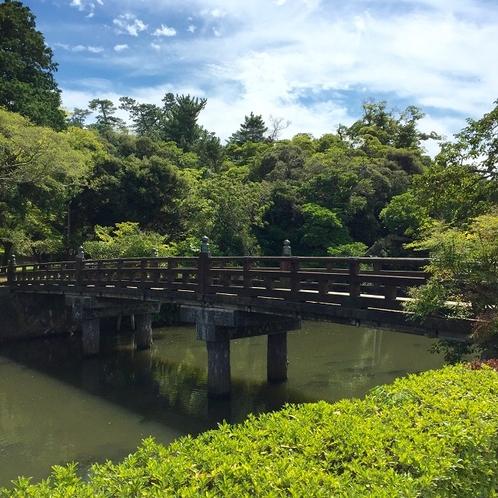 淞華近くの亀田橋