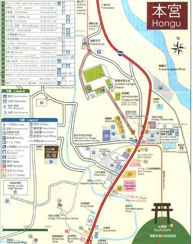 本宮エリア地図