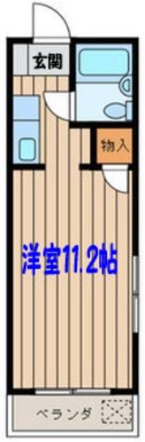 洋室1Rゲストルーム