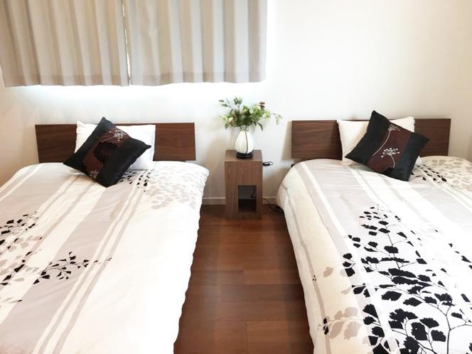 2階寝室②