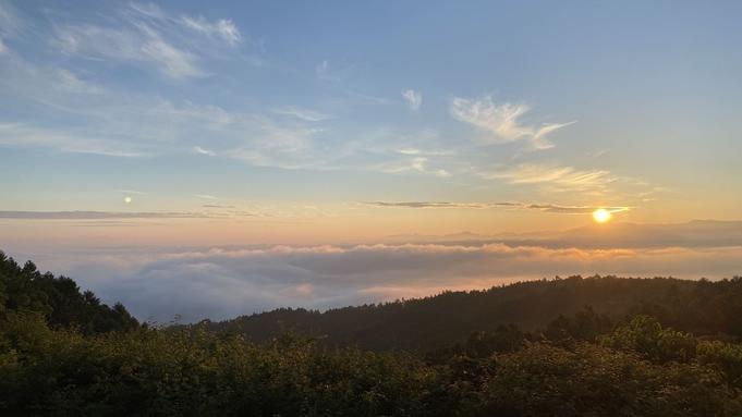 【信州割りSPECIAL】長野県民限定♪1泊2食 標高1,300mからの眺望  季節を感じる和洋折衷
