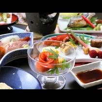 【料理イメージ】彩り豊かな和食文化をお楽しみください